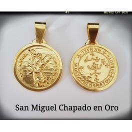 ARCÁNGEL SAN MIGUEL  CHAPADO