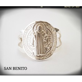 ANILLO SAN BENITO