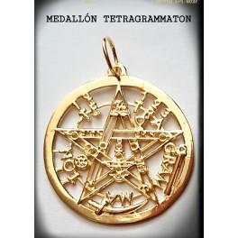 TETRAGRAMMATON MEDALLÓN