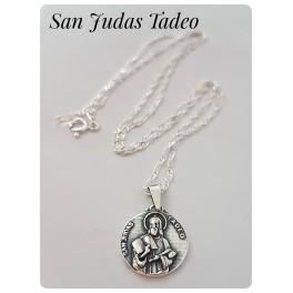 SAN JUDAS TADEO CON CADENA