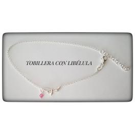TOBILLERA CON LIBÉLULA