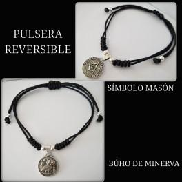 PULSERA MASÓN O MOCHUELO DE MINERVA