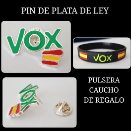 PIN DE VOX
