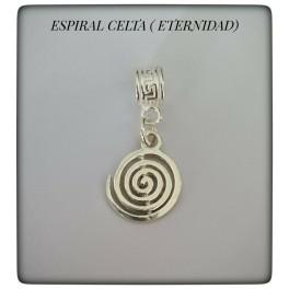 ABALORIO ESPIRAL CELTA