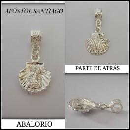 ABALORIO CRISTO DE LA LEGIÓN