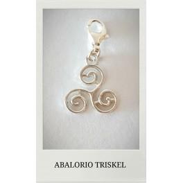 ABALORIO TRISKEL CELTA